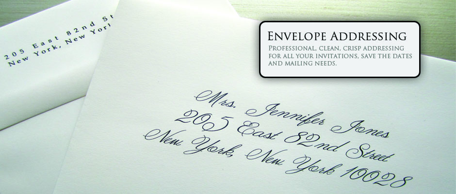 envelope-addressing